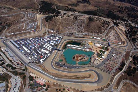 Mazda Raceway Laguna Seca >> Mazda Raceway Laguna Seca Behind The Barricades