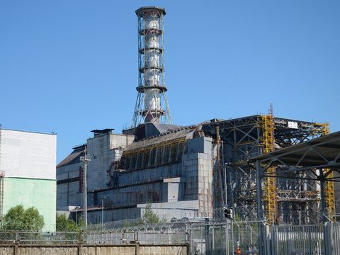 Chernobyl Might Become A Solar Farm