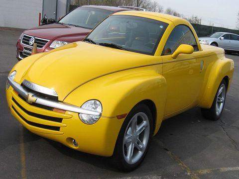 Retro Flop 2003 2006 Chevrolet Ssr