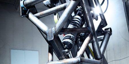 Giant Mechanical Leg