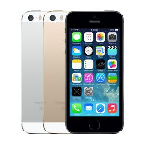 Here It Is: The Apple iPhone 5s