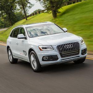 Audi diesel suv