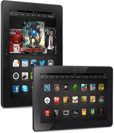 What You Need to Know About Amazon's New Kindle Fire HDX