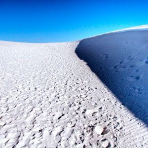 Get Out There: The Otherworldly Dunes of White Sands