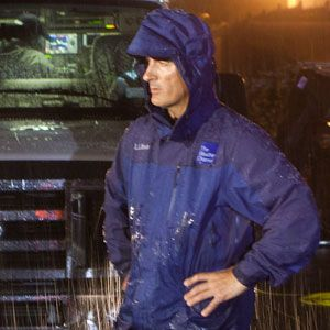 Here's the Gear a Weather Channel Meteorologist Takes Into