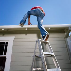 Don't Be an Idiot: How to Use Any Kind of Ladder Safely