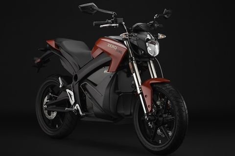 2017 Zero Motorcycles Up To 171 Mile Range 0 60 Mph As Quick 3 Seconds