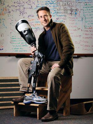 5 Keys to Making Prosthetics That Are Just Like Human Legs
