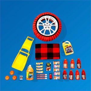 My Daughter Just Started Driving On Her Own And I Want To Make Sure She Has The Proper Gear In Trunk Get Through A Winter Emergency