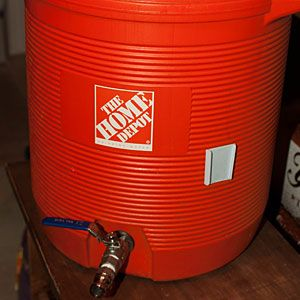 Build Your Own Home-Brewing Mash Tun