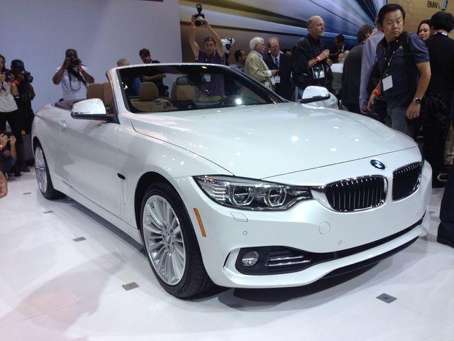 LA Auto Show: 2014 BMW 435i Convertible