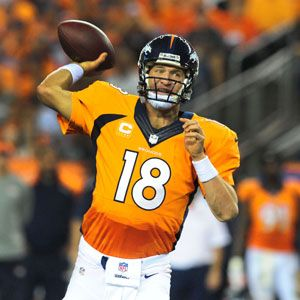 The Science of Peyton Manning