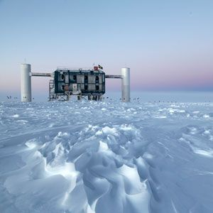 Found: Neutrinos From Beyond the Solar System