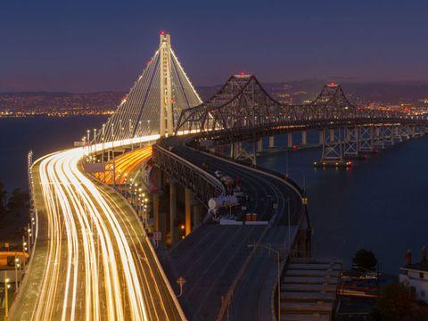 Bay Bridge Eastern Span, San Francisco-Oakland