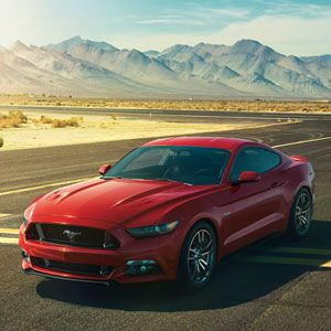 This Is It: The 2015 Ford Mustang