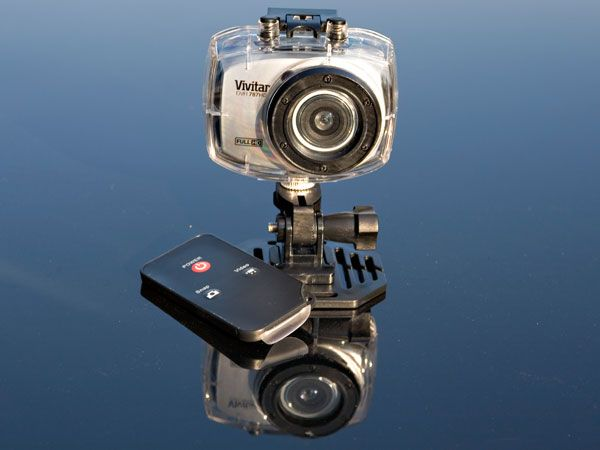 Rugged Action Camera Comparison Test