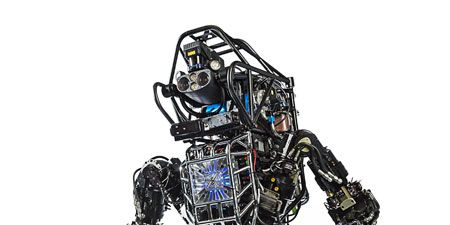 4 Radically Advanced Robots Competing in the Darpa Challenge