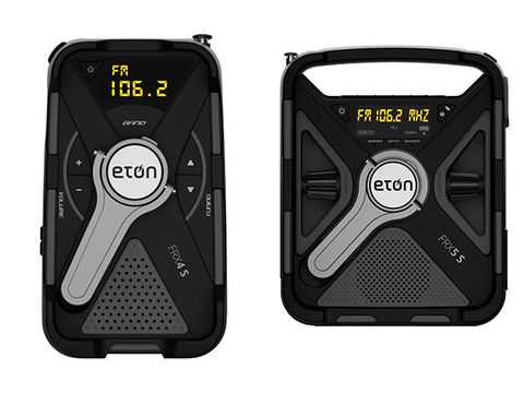 FRX4 S and FRX5 S Radios