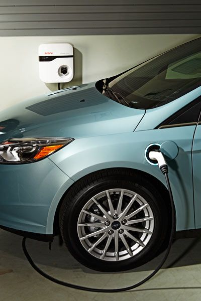 How to Install a Home Electric Car Charger
