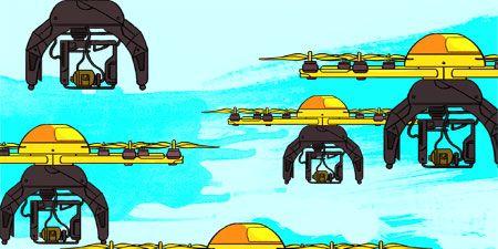 Farm Drones