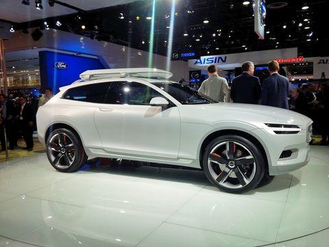 Detroit 2014 Volvo Concept Xc Coupe