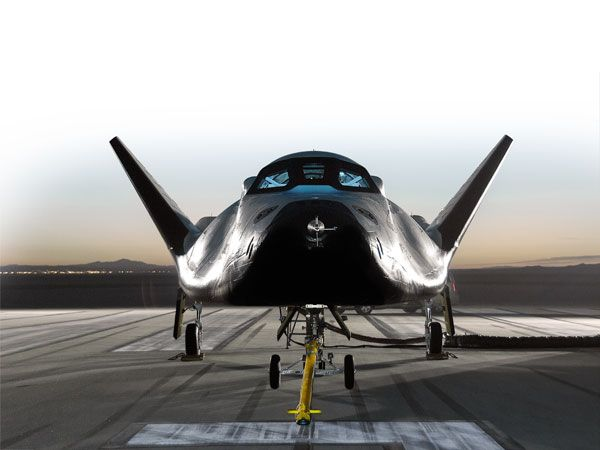 Dream Chaser Space Plane Will Fly in 2016