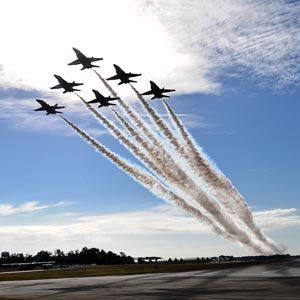 The Very Best 2014 Air Shows
