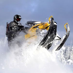 The Secrets of Low-Impact Snowmobiling