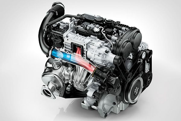 Worlds Collide: Volvo Combines Turbocharging + Supercharging