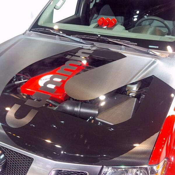 Nissan Frontier Diesel Runner Concept, Revealed