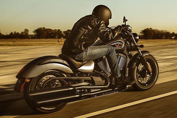 2015 Victory Gunner: A $13,000 Battle Cry Against Harley-Davidson