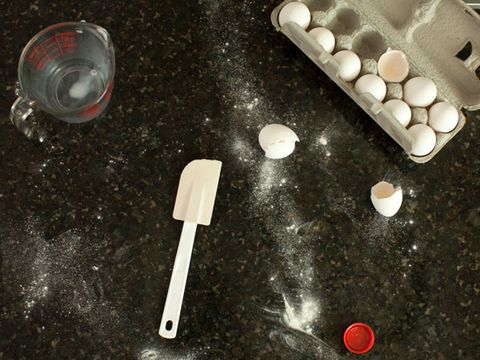 Kitchen Surfaces and Utensils