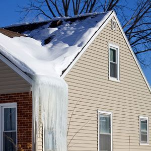 Quick Tips for Deicing Your Roof, Sidewalk, and Pipes