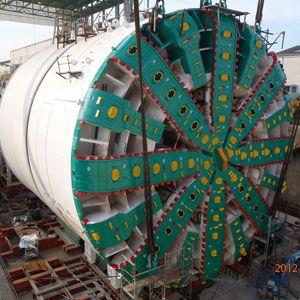 America S Biggest Tunnel Boring Machine Is Stuck Beneath