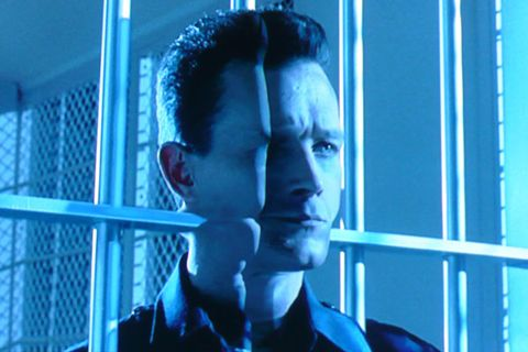 <em>Terminator 2: Judgment Day:</em> Nanomorphing