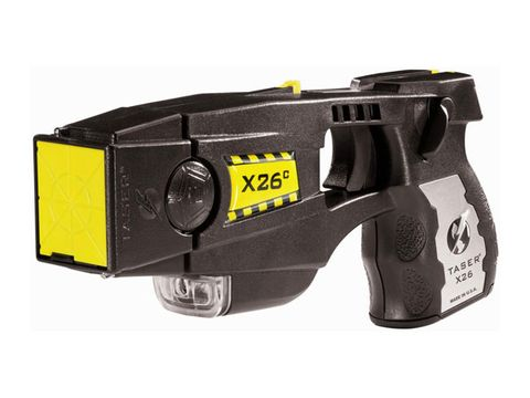 Taser = Thomas A. Swift's Electric Rifle