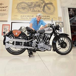 Jay Leno S Brough Superior A Legendary British Bike