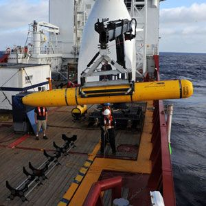 MH370: Search Robots Try and Try Again