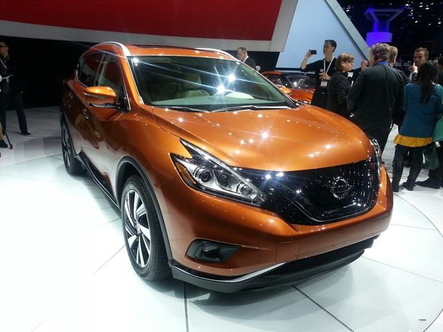 New York 2015: Nissan's New Murano Is a Metal Stamping Nightmare