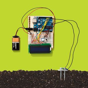 Build This Diy Moisture Monitor And Never Kill Another