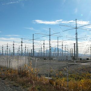 High-Frequency Active Auroral Research Program (HAARP) - The