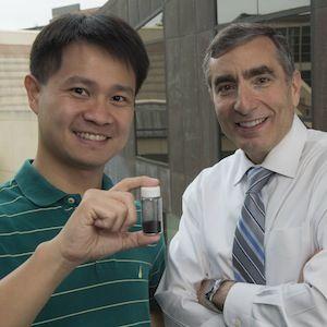 This Black Powder Will Make Natural Gas Greener