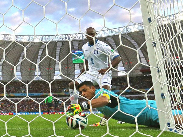 How It Works: World Cup Goal Line Technology
