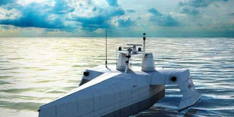 Unmanned Sub Hunter