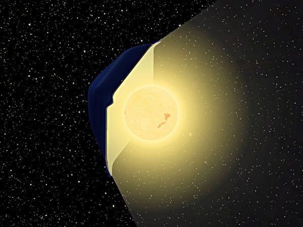 The Shkadov Thruster, or: How to Move an Entire Solar System