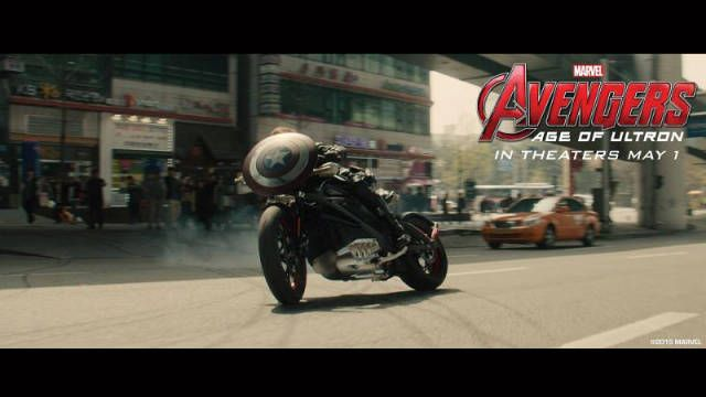 Marvel Makes It Official, Shows Harley LiveWire In Avengers 2