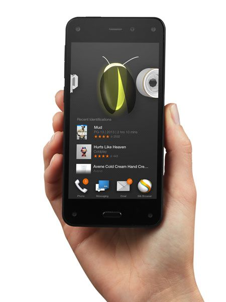 Amazon Admits It Botched Pricing on its Fire Phone Flop