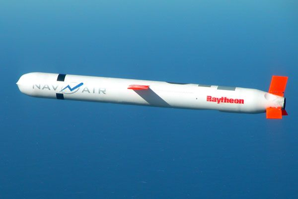 The Tomahawk Missile Gets Smarter—and Deadlier