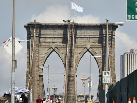Sky, Architecture, Arch, Flag, Landmark, Travel, Pole, Metropolitan area, Government, Metropolis,