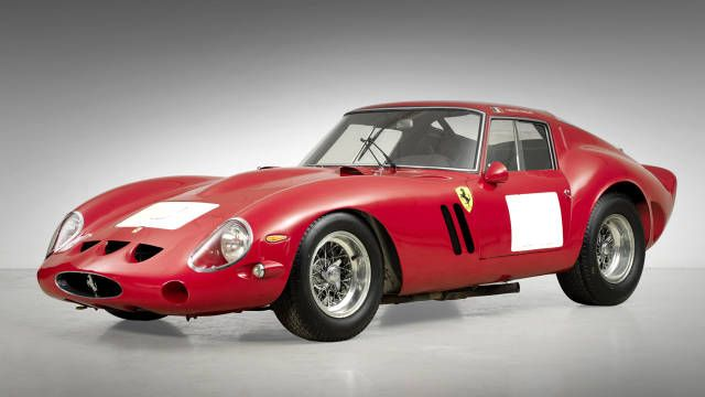 Ferrari 250 GTO Takes $38M, Beats Past Auction Record By $8.45M